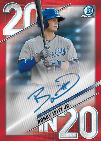 2020 Bowman Draft Baseball Cards - Checklist Added 5