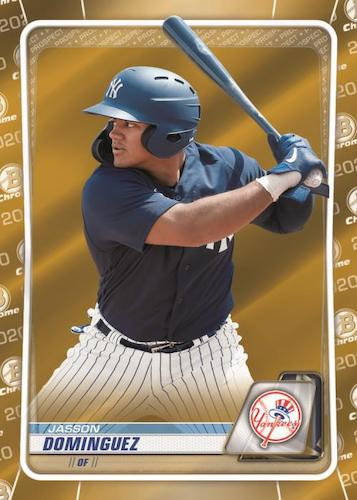 2020 Bowman Draft Baseball Cards - Checklist Added 3