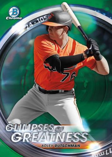 2020 Bowman Draft Baseball Cards - Checklist Added 4