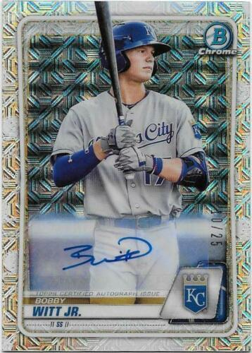 2020 Bowman Mega Box Chrome Baseball Cards 6