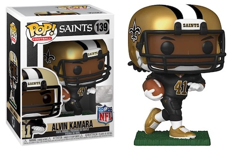 Ultimate Funko Pop NFL Football Figures Checklist and Gallery - 2020 Legends Figures 178