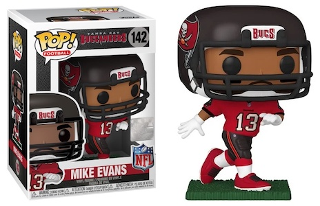 Ultimate Funko Pop NFL Football Figures Checklist and Gallery - 2020 Legends Figures 181