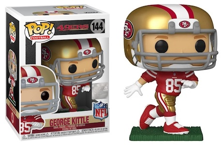 Ultimate Funko Pop NFL Football Figures Checklist and Gallery - 2020 Legends Figures 183