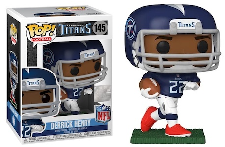 Ultimate Funko Pop NFL Football Figures Checklist and Gallery - 2020 Legends Figures 184