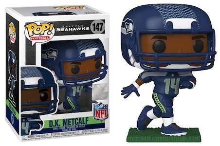 Ultimate Funko Pop NFL Football Figures Checklist and Gallery - 2020 Legends Figures 186