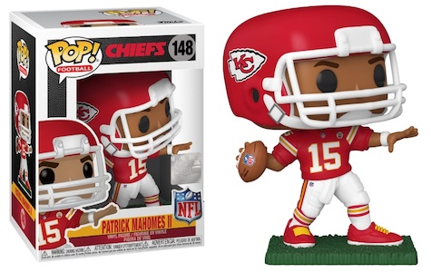 Ultimate Funko Pop NFL Football Figures Checklist and Gallery - 2020 Legends Figures 187