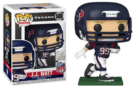 Ultimate Funko Pop NFL Football Figures Checklist and Gallery - 2020 Legends Figures 188