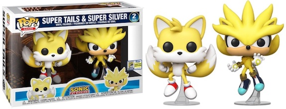 Funko Pop Sonic The Hedgehog Checklist Set Info Gallery