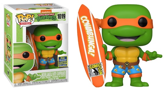 Funko Pop Teenage Mutant Ninja Turtles List Gallery Tmnt Exclusives