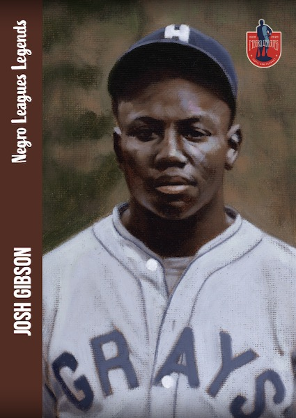 2020 Negro Leagues Legends Baseball Cards 3