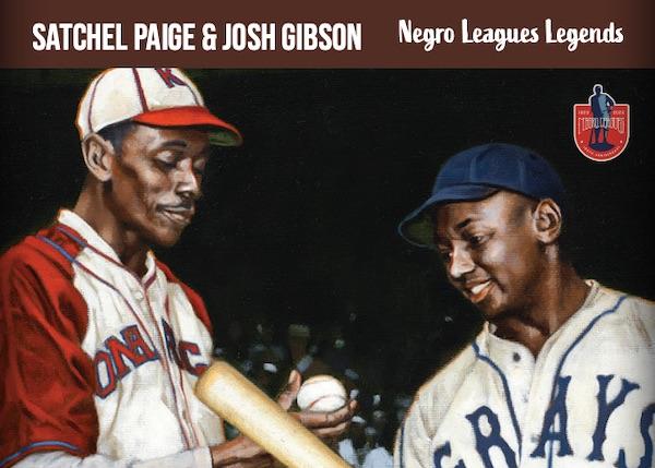 2020 Negro Leagues Legends Baseball Cards 5
