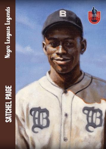 2020 Negro Leagues Legends Baseball Cards 7