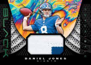 2020 Panini Black Football Cards 7
