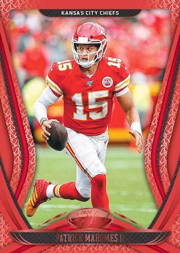 2020 Panini Certified Football Cards - Checklist Added 3