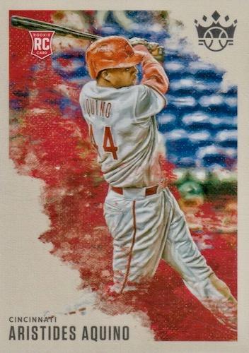 2020 Panini Diamond Kings Baseball Cards 9