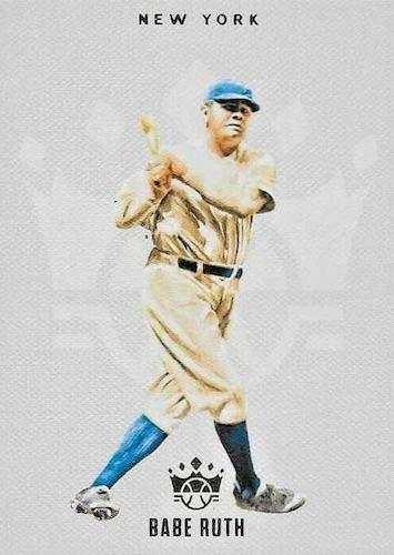2020 Panini Diamond Kings Baseball Cards 23
