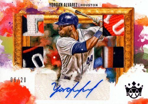 2020 Panini Diamond Kings Baseball Cards 14