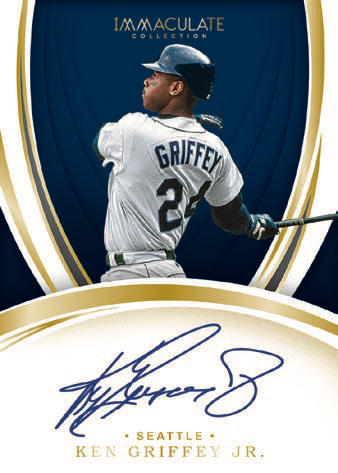 2020 Panini Immaculate Collection Baseball Cards - Checklist Added 6
