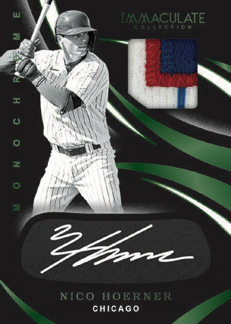 2020 Panini Immaculate Collection Baseball Cards 7