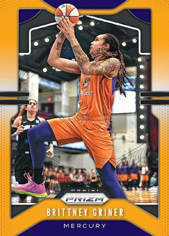 2020 Panini Prizm WNBA Basketball Cards 3