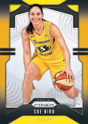 2020 Panini Prizm WNBA Basketball Cards 4