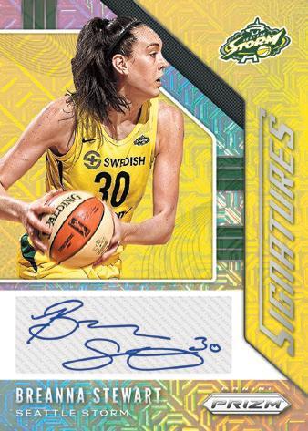 2020 Panini Prizm WNBA Basketball Cards 7