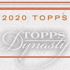 2020 Topps Dynasty Baseball Cards