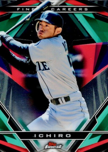 2020 Topps Finest Baseball Cards 13