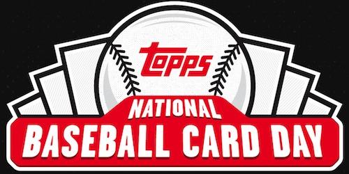 2020 Topps National Baseball Card Day Promo Cards 1