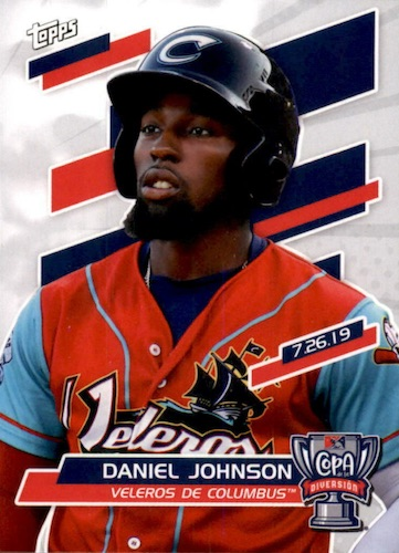 2020 Topps Pro Debut Baseball Cards 14