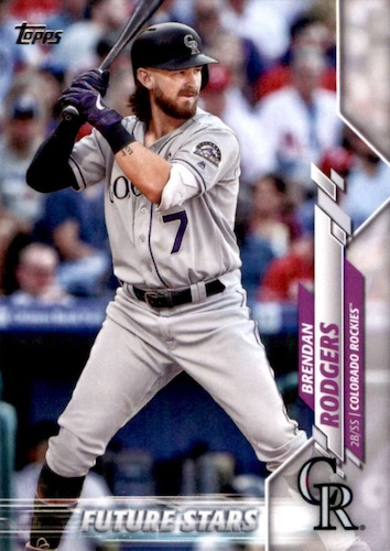 2020 Topps Series 2 Baseball Variations Checklist and Gallery 34