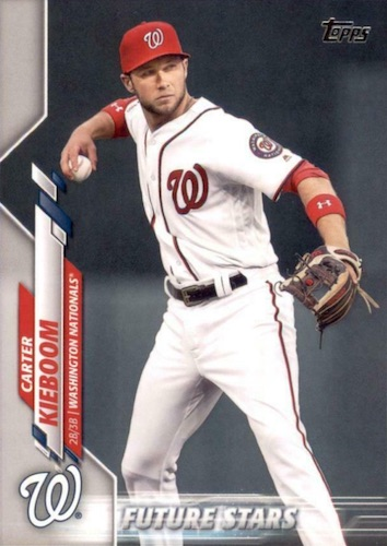 2020 Topps Series 2 Baseball Variations Checklist and Gallery 52
