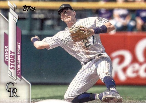 2020 Topps Series 2 Baseball Variations Checklist and Gallery 130