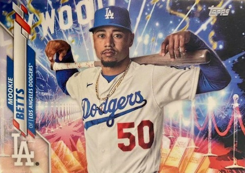 2020 Topps Series 2 Baseball Variations Checklist and Gallery 42