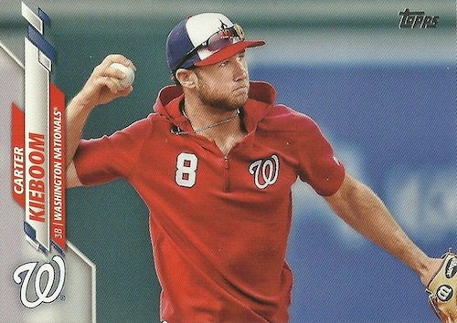 2020 Topps Series 2 Baseball Variations Checklist and Gallery 53