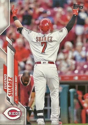 2020 Topps Series 2 Baseball Variations Checklist and Gallery 63