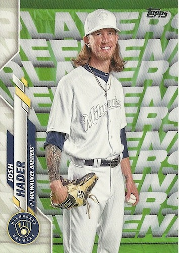 2020 Topps Series 2 Baseball Variations Checklist and Gallery 102