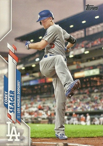 2020 Topps Series 2 Baseball Variations Checklist and Gallery 125