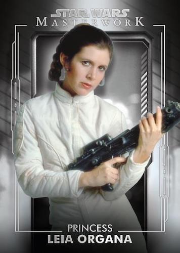 2020 Topps Star Wars Masterwork Trading Cards 1