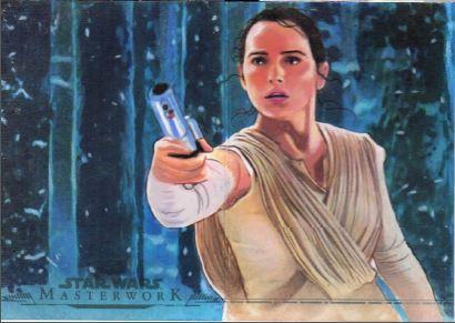 2020 Topps Star Wars Masterwork Trading Cards 5