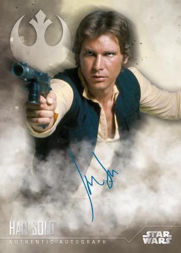 2020 Topps Star Wars Stellar Signatures Trading Cards 3