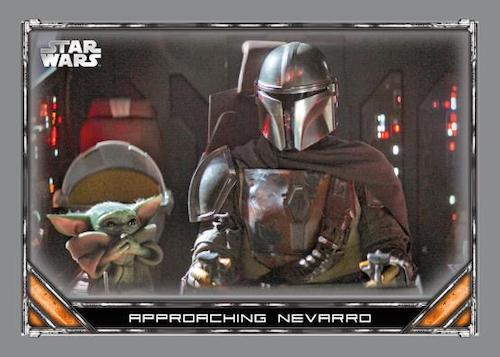 2020 Topps Star Wars The Mandalorian Season 1 Trading Cards 4