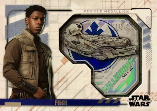 Star Wars The Rise Of Skywalker Series 2 Heroes Resistance Chase Card HR-1