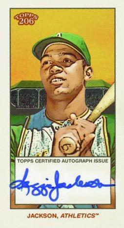 2020 Topps T206 Baseball Cards - Series 4 Checklist 3