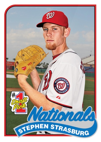 2020 Topps Throwback Thursday Baseball Cards - Set 52 25
