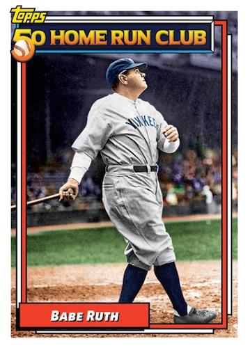 2020 Topps Throwback Thursday Baseball Cards - Set 52 27