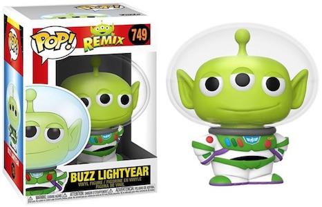 Ultimate Funko Pop Alien Remix Pixar Figures Gallery and Checklist 1