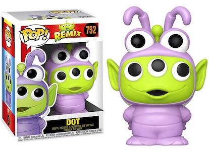 Ultimate Funko Pop Alien Remix Pixar Figures Gallery and Checklist 5