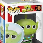 Ultimate Funko Pop Alien Remix Pixar Figures Gallery and Checklist
