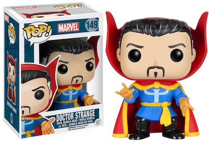Ultimate Funko Pop Doctor Strange Figures Gallery & Checklist 1